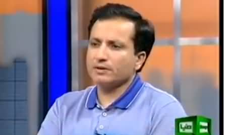 PMLN's Faisal Ranjha Praising Imran Khan's Initiative For Dams