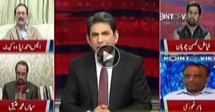 Point of View With Dr. Danish | 12th December 2017 | 24 News HD