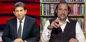 Point of View With Dr. Danish (Babar Awan Exclusive Interview) - 16th March 2018