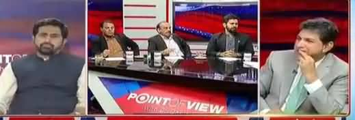 Point of View With Dr. Danish (Karachi Ke Masayl) - 23rd March 2018