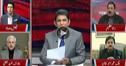 Point of View With Dr. Danish (Kulbhushan Yadav) - 25th December 2017