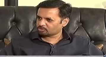 Point of View With Dr. Danish (Mustafa Kamal Interview) - 1st February 2018