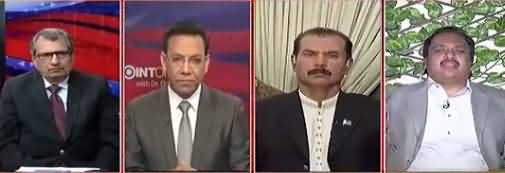 Point of View With Dr. Danish (Nawaz Sharif Ki Ta Hayat Na Ahli) – 13th April 2018