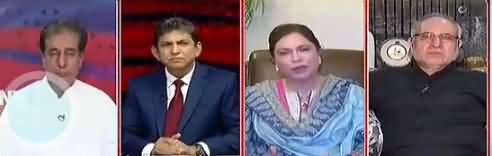Point of View With Dr. Danish (Nawaz Sharif's Narrative) – 18th May 2018