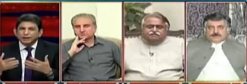 Point of View With Dr. Danish (PMLN Mein Ikhtalafat) - 23rd October 2017