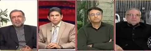 Point of View With Dr. Danish (PTI Need To Think) - 19th February 2018