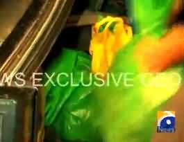 Police Found Toy Bombs and Other High Explosive Material, in G-15, Khayab Kashmir Islambad