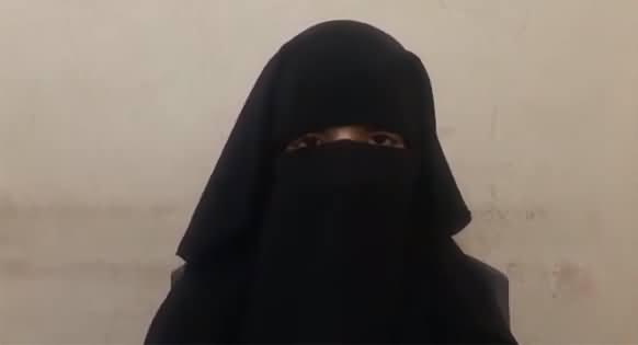 Police Waley Raat Ko Mujhe Bula Kar Gandey Gandey Sawal Poch Rahe Hain - Victim Girl