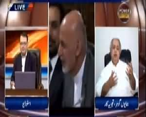 Power Lunch (Army Chief's Visit to Afghanistan) - 12th May 2015