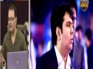 Power Lunch (Axact Scandal, New Revelations) – 20th May 2015