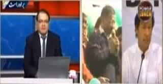 Power Lunch (Can Imran Khan Become Kejriwal?) – 19th February 2015