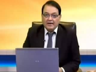 Power Lunch (Kya MQM Blackmail Kar Rahi Hai?) – 13th August 2015