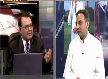 Power Lunch (Raza Haroon Exclusive Interview) – 5th May 2016