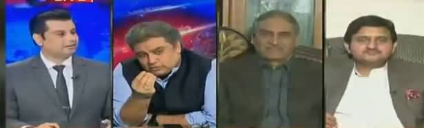 Power Play (Aakhir Yeh U-Turn Hota Kia Hai?) - 19th November 2018