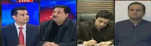 Power Play (Abid Sher Ali Allegations on Faisal Vawda) - 17th December 2018
