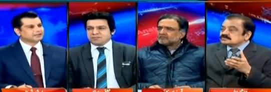 Power Play (Accountability, Military Courts) - 16th January 2019