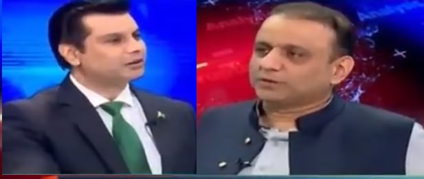Power Play (Aleem Khan Exclusive Interview) - 9th August 2018