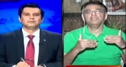 Power Play (Asad Umar Exclusive Interview) - 17th May 2021