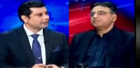 Power Play (Asad Umar Exclusive Interview) - 28th October 2019
