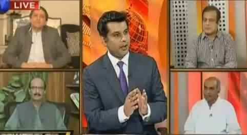 Power Play (PTI Files Petition To Get Nawaz Sharif Disqualified) – 24th June 2016