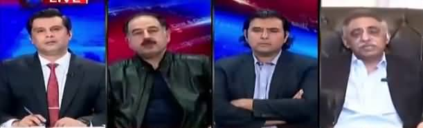 Power Play (Did Asad Umar Surrendered Before Sugar Mafia) - 4th December 2018