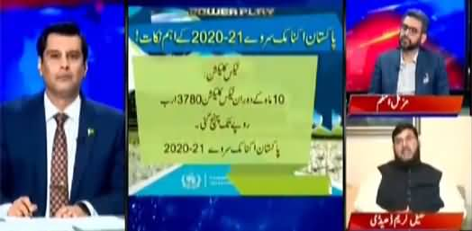 Power Play (Economic Growth, Budget, Public Expectations) - 10th June 2021