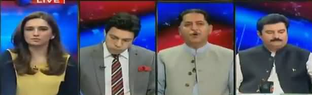 Power Play (Fawad Chaudhry Criticism on Previous Govts) - 25th September 2018