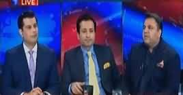 Power Play (Fawad Chaudhry Vs Naeem ul Haq) – 25th February 2019