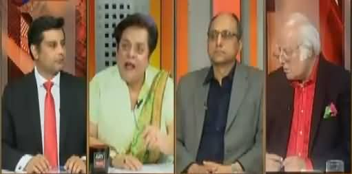Power Play (Govt Is Defaming Army To Hide Its Corruption - Imran Khan) – 23rd October 2016