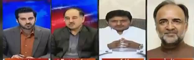 Power Play (Hakumat Aur Opposition Mein Lafzi Jang) - 6th November 2018
