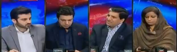 Power Play (Hakumat Aur PPP Mein Lafzi Jang) - 5th November 2018