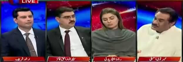 Power Play (Hussain Haqqani Ke Khilaf Case) - 12th March 2018
