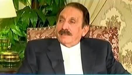 Power Play (Iftikhar Chaudhry Exclusive Interview) – 18th November 2016
