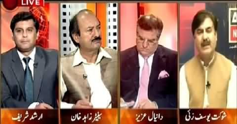Power Play (Imran Khan Challenges Nawaz Sharif For NA-122) – 29th August 2015