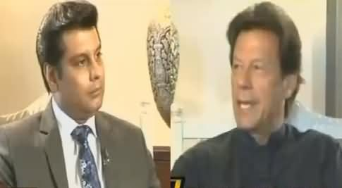 Power Play (Imran Khan Exclusive Interview) – 22nd April 2016