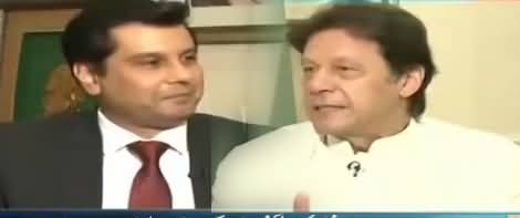 Power Play (Imran Khan Exclusive Interview) - 26th April 2018