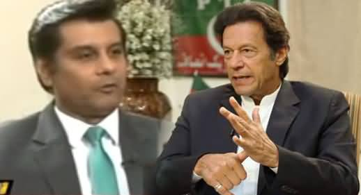 Power Play (Imran Khan Exclusive Interview) - 4th November 2016
