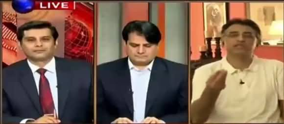 Power Play (Imran Khan Ka Islamabad Band Karne Ka Elan) – 1st October 2016