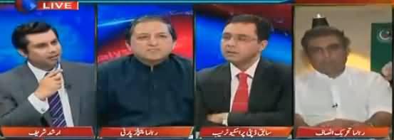 Power Play (Ishaq Dar Ke Assets Fareez) – 23rd October 2017