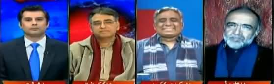 Power Play (Kia Absar Alam Se Salary Recover Hogi?) - 18th December 2017