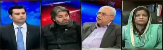 Power Play (Kia Daniyal Aur Talal Maafi Mangein Ge?) - 6th February 2018