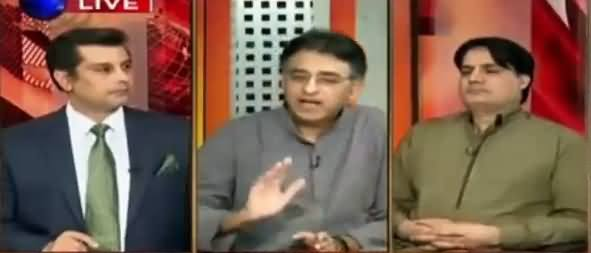 Power Play (Kia Feed Ki Gai Khabar Ka Issue Dabb Gaya) - 16th October 2016
