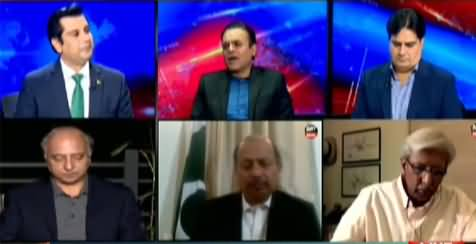 Power Play (Kia Pakistan Afghanistan Ko Tasleem Kare Ga?) - 17th August 2021