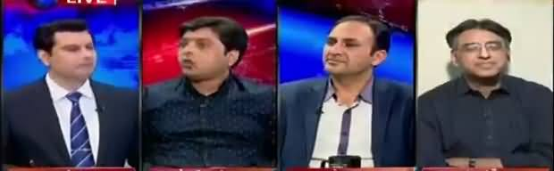 Power Play (Kia Tankhawah Ke Hawale Se Jhoot Bola Gaya) – 5th April 2018