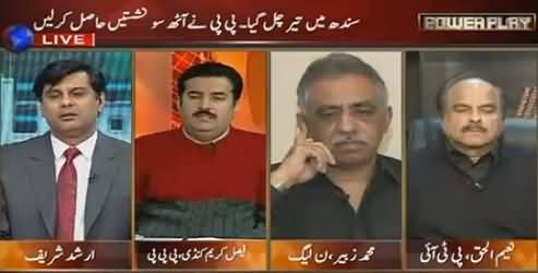 Power Play (Local Body Elections: Punjab Mein Shair) – 20th November 2015