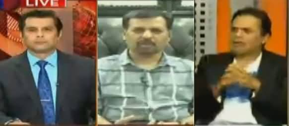 Power Play (MQM Ki Aik Aur Wicket Gir Gai) – 28th August 2016