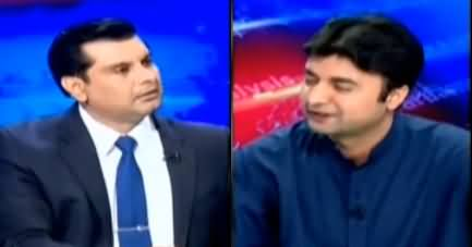 Power Play (Murad Saeed Exclusive Interview) - 22nd October 2020