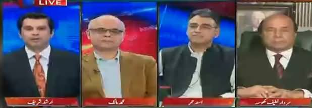Power Play (NAB Cases Against Sharif Family) – 26th October 2017