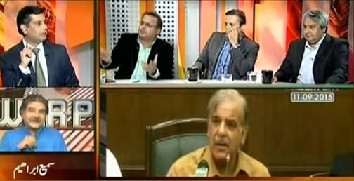 Power Play (Nandipur Power Project Scam: Hakumat Hisaab Dey) – 12th September 2015