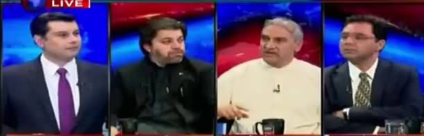 Power Play (Nawaz Sharif Aur Adiala Jail) - 11th April 2018